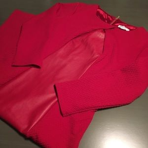 New York & Company Dresses - New York and Co. Red Dress